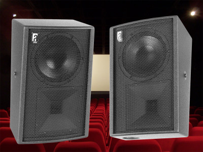 Alcons Audio Introduces CRS8/9090 Reference Immersive Surround Monitor System
