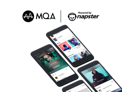 Rhapsody International Adds MQA Studio Quality Audio To 'Powered By Napster' Platform Service