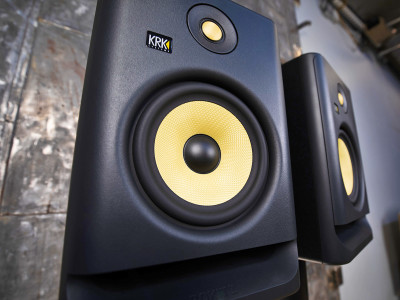 KRK ROKIT G4 Studio Monitors Are Now Available Worldwide