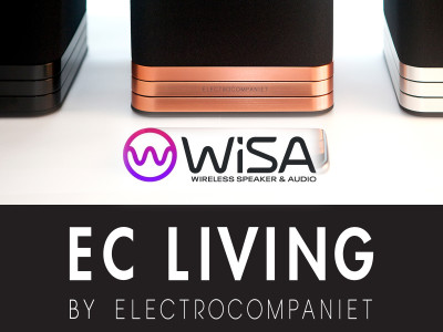 WiSA Announces Certification of Electrocompaniet Latest EC Living TANA L-2 Speaker