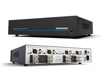 AudioControl Announces Avalon G4 4-Channel Home Theater Amplifier