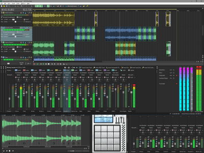 MAGIX Announces ACID Pro 9 and ACID Pro Next Featuring Source Separation Technology from Zynaptiq