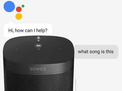 Sonos Adds Google Assistant Support via Free Software Update