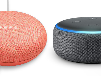 Amazon Alexa and Google Assistant In Neck and Neck Fight For Smart Speaker Leadership