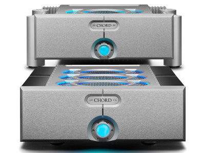 Chord Electronics Ultima Amplifier Technology Expands with Ultima 2 and Ultima 3 Mono Power Amplifiers