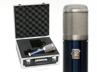 Roswell Ships Delphos II Studio Condenser Microphone