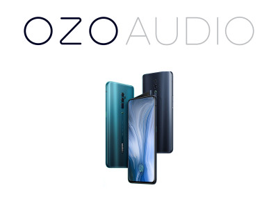 OPPO Reno Series Smartphone Comes Integrated with Nokia OZO Audio Capture Capabilities
