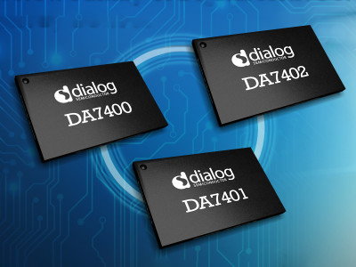 Dialog Semiconductor Launches Family of Audio Codecs Delivering Superior Active Noise Cancellation