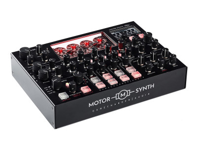 New Revolutionary Digitally Controlled Electromotor Synthesizer From Gamechanger Audio