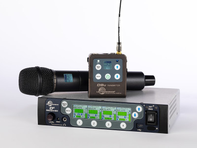 Lectrosonics Introduces D Squared Digital Wireless Microphone System