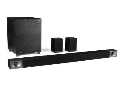 Klipsch Creates Premium Soundbar Line with Bluetooth and Wireless Subwoofers