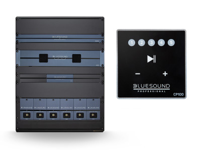 Bluesound Launches Professional Suite of Streaming Distributed Audio Products for Commercial Spaces at InfoComm 2019