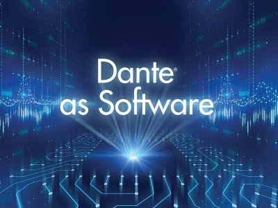 Audinate Unveils New Dante-As-Software Products for Manufacturers and Developers