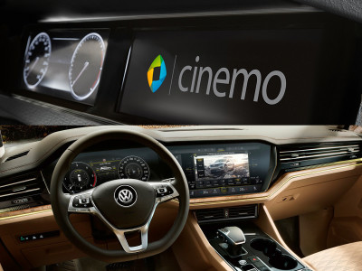 Denso Ten and Cinemo Cooperate to Address Next Generation Automotive Infotainment Systems