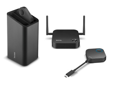 BenQ Adds Even More Flexibility to InstaShow Wireless Presentation System With USB-C Connectivity