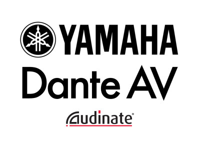 Yamaha Adopts Audinate's Dante AV Technology