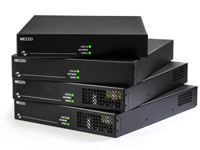 Powersoft Unveils Mezzo Smart Amplifiers for Corporate, Hospitality, and Education Applications