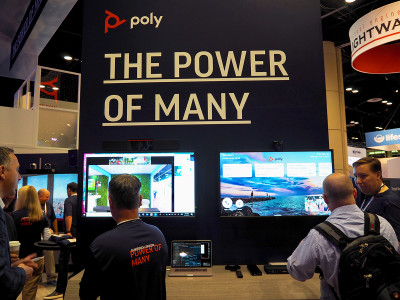 New Poly G7500 All-in-One Content and Video Conferencing Solution Introduced at InfoComm 2019