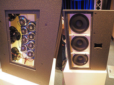Danley Introduces the Small Stature, Big Sound J7-95 Jericho Horn at Infocomm 2019