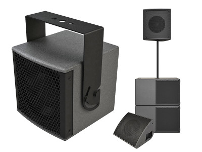 Danley Sound Labs Introduces New Versatile Full-Range Compact Loudspeakers