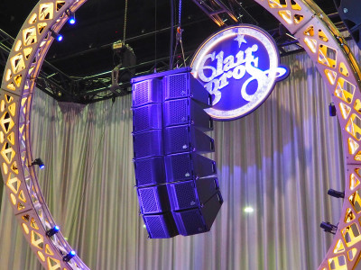 Clair Brothers Expands TrueFit Options with New Double 10-Inch Line Array