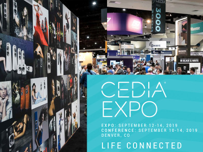 Smart Home Integration Expanded at CEDIA Expo 2019