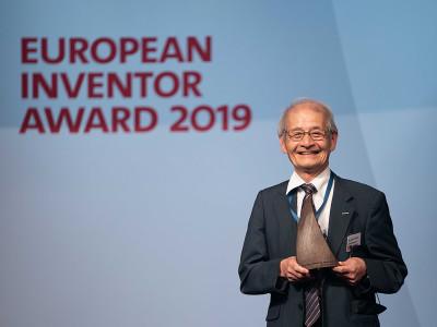 Lithium-Ion Battery Inventor Receives the European Inventor Award 2019