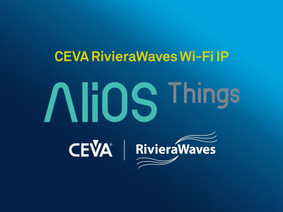 CEVA Introduces Fully-Integrated Wi-Fi Solution to Connect Devices to the Alibaba Cloud