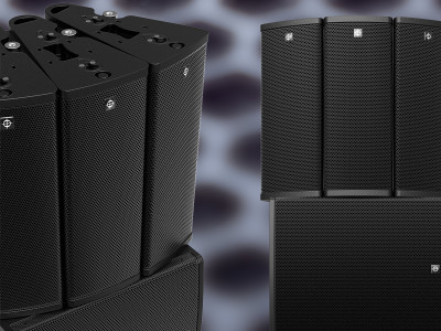 CODA Audio Introduces N-APS Loudspeaker System at InfoComm 2019