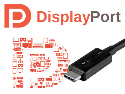 VESA Publishes Displayport 2.0 Video Standard Leveraging Thunderbolt 3 Physical Interface Layer