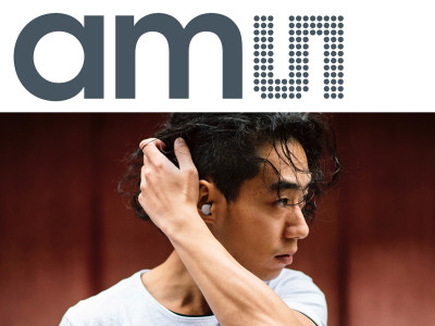 ams Announces New Augmented Hearing Engine with ANC for True Wireless Earbuds