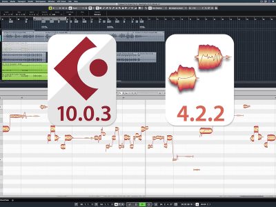 Steinberg Cubase and Nuendo Gain Celemony ARA2 Support