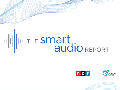 NPR And Edison Research Release The Smart Audio Report Spring 2019
