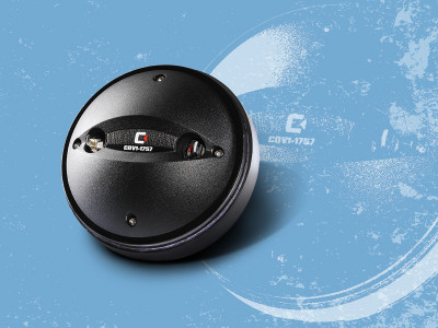 Celestion CDV1-1757 Compression Driver Designed for Vocal Applications Now Shipping Worldwide