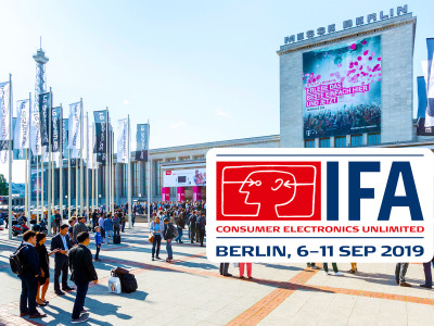 IFA 2019 to Show Increasing Importance of Consumer Electronics in Society