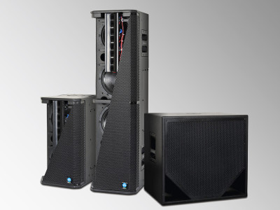 Renkus-Heinz Now Shipping Advanced ICLive X Steerable Array Loudspeakers