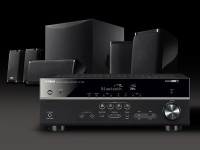 Yamaha Launches New 4K UHD Surround Home Theater Integrated Packages