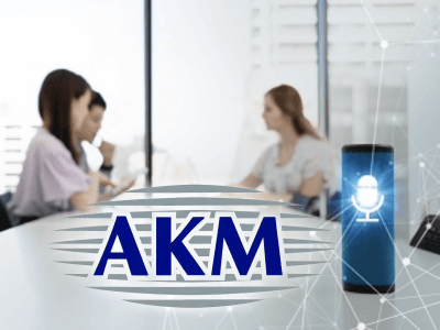 AKM Launches New 4-Channel 32-bit A/D Converter and Two New Multicore DSP Audio Processors