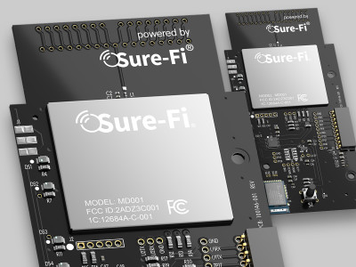 World's First Sure-Fi Radio Technology Offers Robust Alternative  for Low Data Rate Transmission