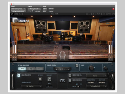 Waves Audio Uses Nx Technology to Recreate Abbey Road Studio 3 Room Emulation