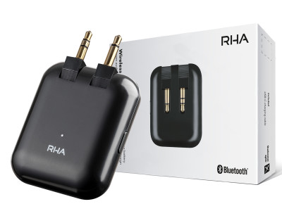 RHA Introduces Bluetooth 5 Universal Wireless Flight Adapter