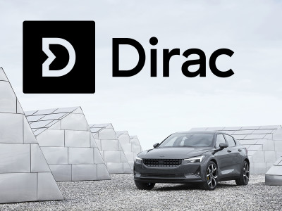 Dirac to Equip New All-Electric Car with Improved Audio Experience