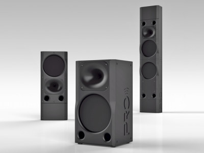 Pro Audio Technology Introduces New S and SR Series Home Theater Loudspeakers