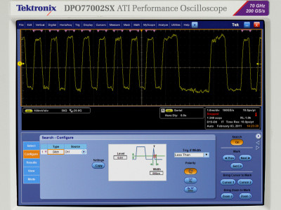 Tektronix Expands Performance Oscilloscopes with New 13 GHz and 16 GHz Models