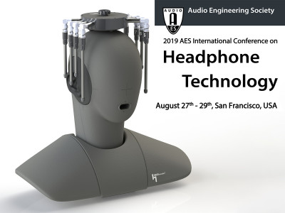 HEAD acoustics To Present Leading-Edge ANC Testing and Development Solutions at AES Headphone Conference