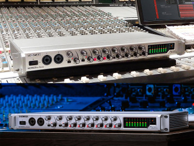 Tascam Announces Series 8p Dyna 8-channel Microphone Preamp