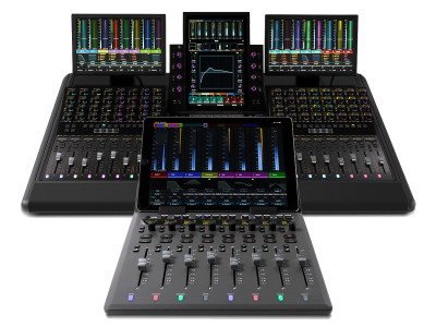 Avid Expands Audio Control Surface Portfolio with New S4 and S1 Models