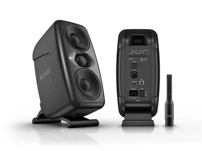 IK Multimedia iLoud MTM Compact Nearfield Reference Monitors Are Now Available
