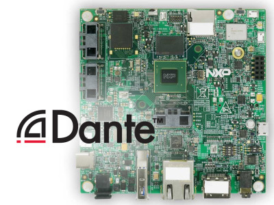 Audinate Announces Dante Reference Design for Popular NXP i.MX 8M Mini ARM-based Applications Processor