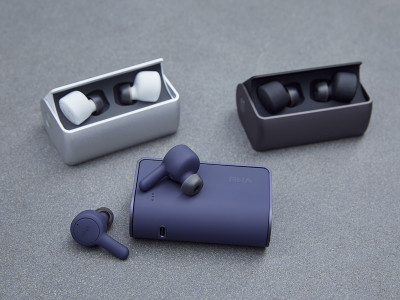 RHA TrueConnect True Wireless Earbuds Now Available in White and Blue